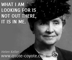 Helen keller quotes quote coyote helen keller quotes altavistaventures Image collections