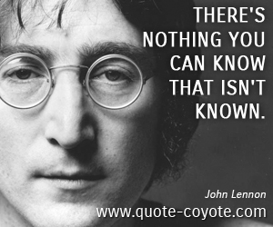 John Lennon Quote Cover Quotes