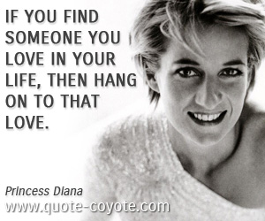 Princess Diana quotes - Quote Coyote
