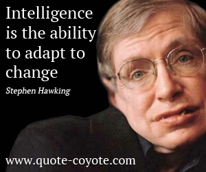 Intelligence quotes - 